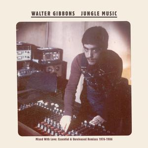 Cover von Jungle Music (1976-1986)