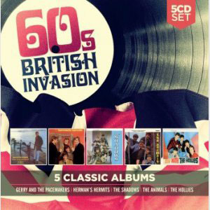 Cover von 5 Classics Albums: 60s British Invasion