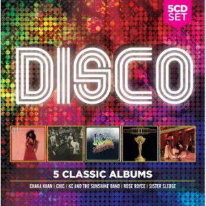 Foto von 5 Classics Albums: Disco