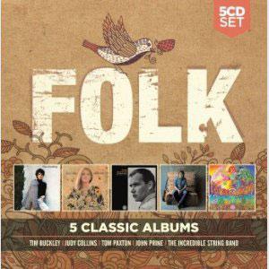 Foto von 5 Classics Albums: Folk