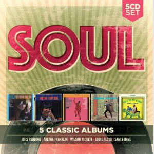 Foto von 5 Classics Albums: Soul