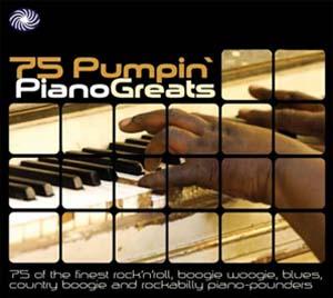 Cover von 75 Pumpin' Piano Greats