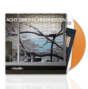 Foto von Musik (lim.ed. Orange Vinyl) PRE-ORDER! vö: 25.02.