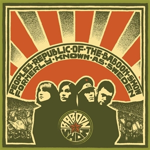 Cover von People's Republic Of The Baboon Show (Green Vinyl)