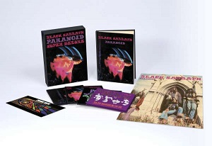 Cover von Paranoid ( 50th Anniversary Edition) (Super Deluxe Box Set)