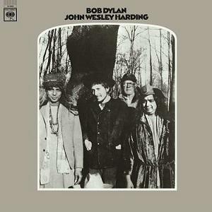 Foto von John Wesley Harding (Lim.Ed. White Vinyl, remaster)