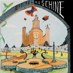 Cover von Bröselmaschine (remastered)