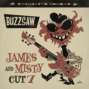 Foto von Buzzsaw Joint - Cut 7. / James & Misty