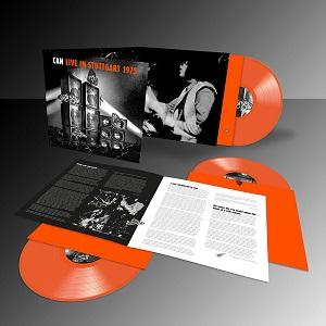 Cover von Live In Stuttgart 1975 (Orange Vinyl) PRE-ORDER! vö: 28.05.