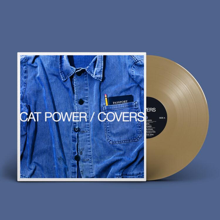 Foto von Covers (lim. ed. Gold Vinyl) PRE-ORDER! vö: 14.01.