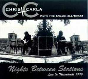 Cover von Nights Between Stations