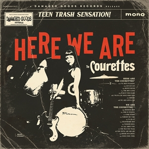 Cover von Here We Are The Courettes