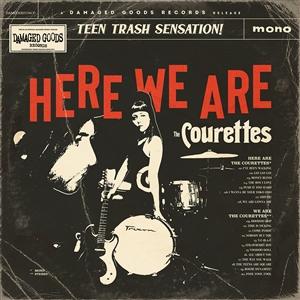Foto von Here We Are The Courettes