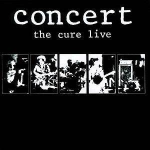 Foto von Concert - The Cure Live