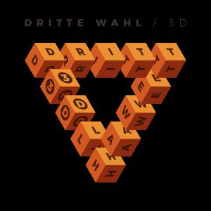 "Cover von 3 D (mit 7""Single + 3-D Brille + Poster)"