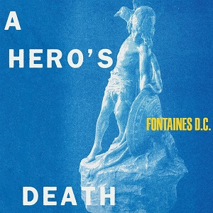 Cover von A Hero's Death