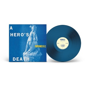 Foto von A Hero's Death (ltd. ed. colored vinyl)