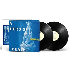 Foto von A Hero's Death (ltd. ed. Deluxe Doppel-LP)
