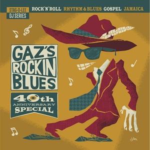 Foto von Gaz's Rockin Blues - Gaz Mayall 40th Anniversary Special