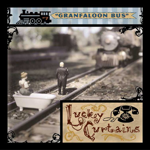 Cover von Lucky Curtains