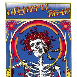Foto von Grateful Dead (Skull & Roses) (50th Anniversary, exp.)