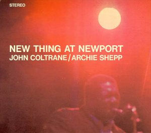 Cover von New Thing At Newport (Impulse Originals)