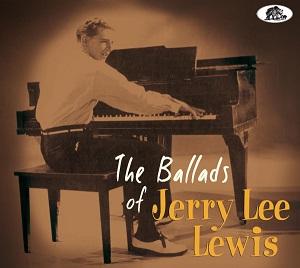 Cover von The Ballads of Jerry Lee Lewis