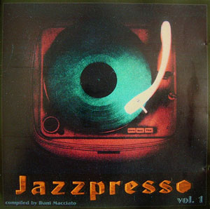 Cover von Jazzpresso Vol. 1 At Café Insomnia