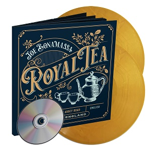 Foto von Royal Tea (Ltd. Artbook 180g Shiny Gold 2LP+CD)