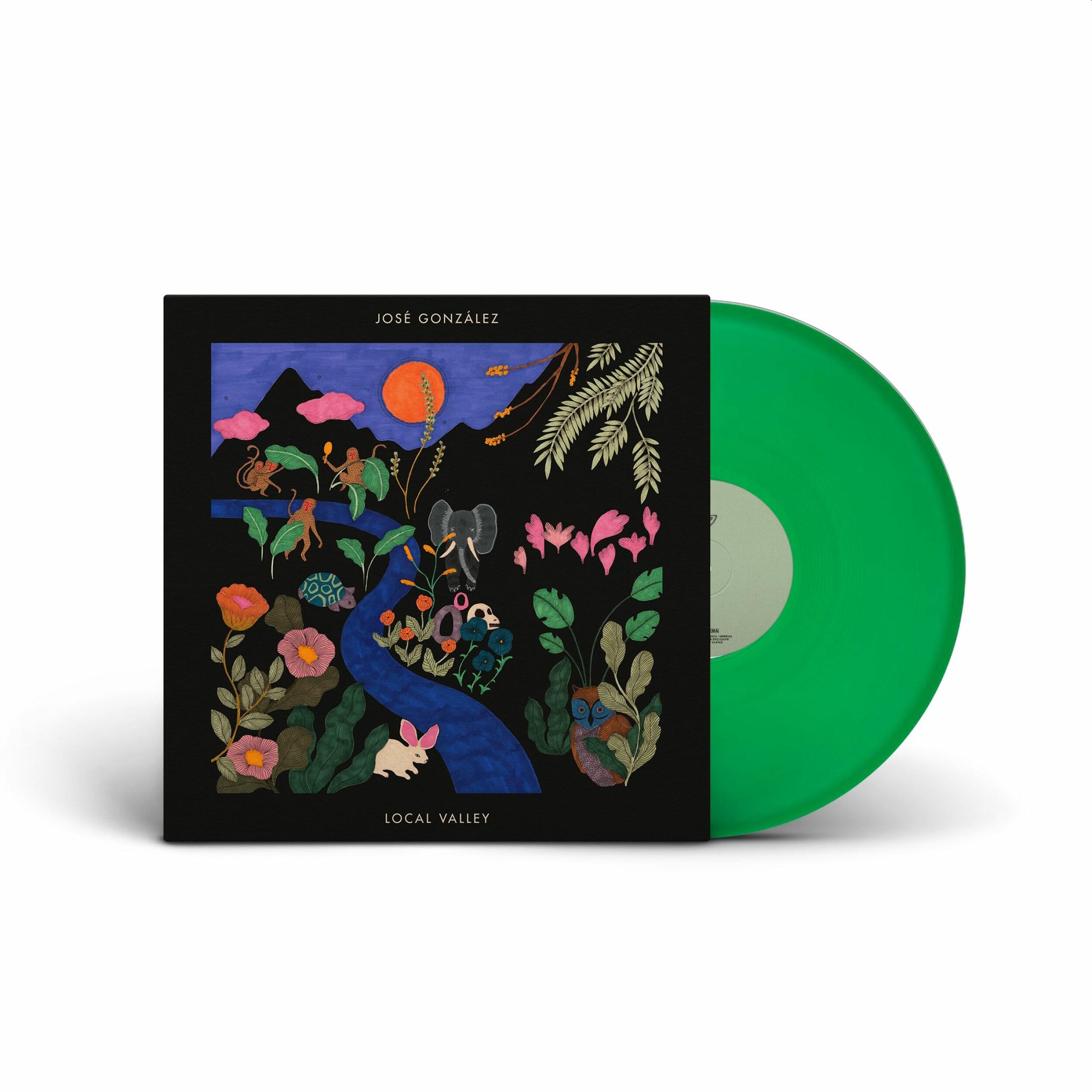 Foto von Local Valley (lim.ed. Green Translucent Vinyl)