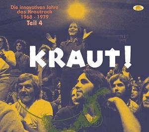 Foto von Kraut! Teil 4 - Die innovativen Jahre des Krautrock 1968-1979 (2-CD)