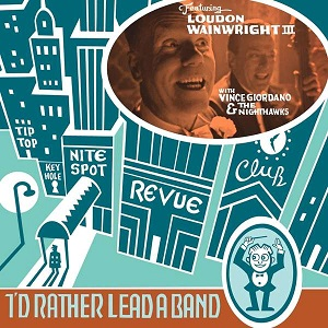 Cover von I'd Rather Lead A Band