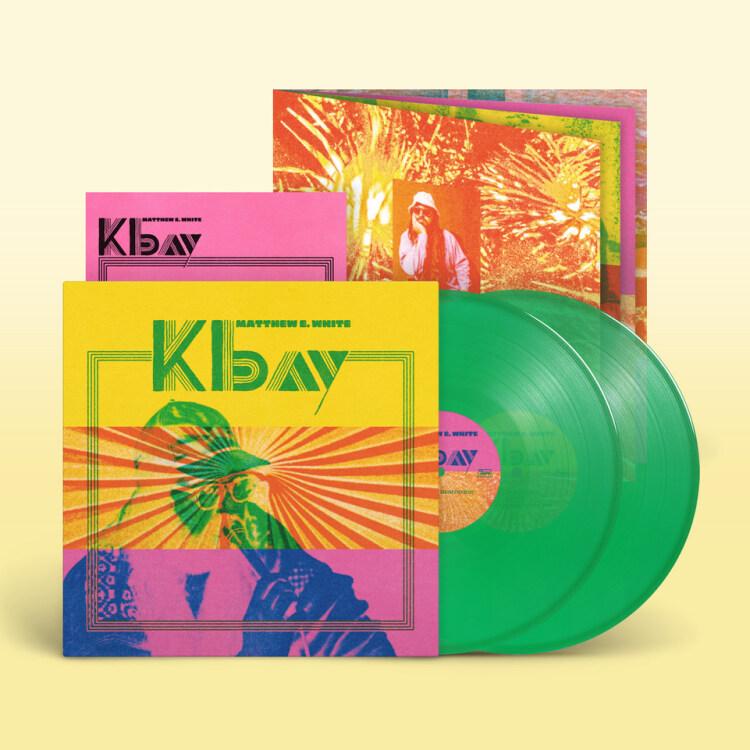 Foto von K Bay (lim.ed. Light Green Vinyl)