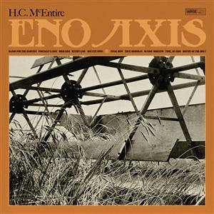 Cover von Eno Axis (lim. ed. Copper Swirl Vinyl)