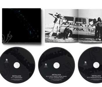 Foto von Metallica (lim.ed., remastered)