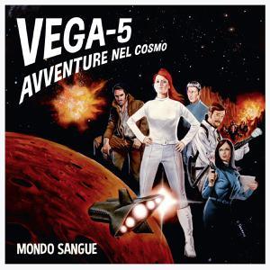 Foto von Vega-5 (Avventure Nel Cosmo) (Lim. Ed.)