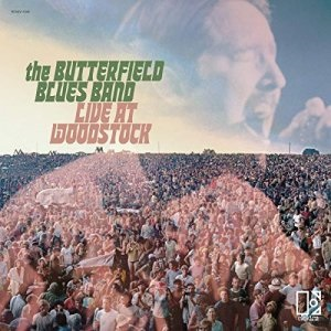 Cover von Live At Woodstock