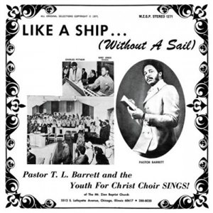Foto von Like A Ship... (Clear & Black Splatter Vinyl)