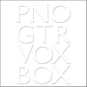 Foto von Pno, Gtr, Vox, Box