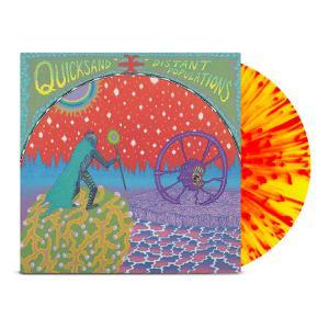 Foto von Distant Populations (lim. ed. Red/Yellow Splatter Vinyl) PRE-ORDER! vö:24.09.