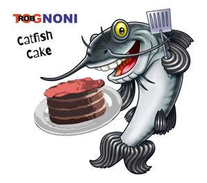 Foto von Catfish Cake