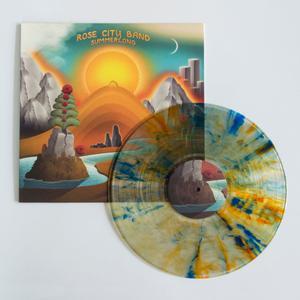 Foto von Summerlong (ltd. Clear Teal & Orange Vinyl)