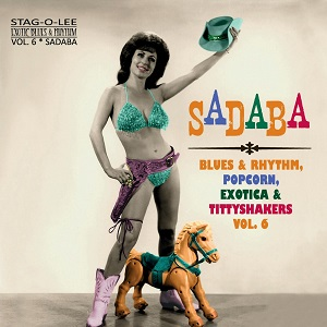 Foto von Sadaba - Exotic Blues & Rhythm Vol.6