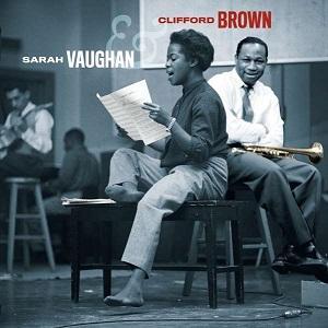 Foto von Sarah Vaughan With Clifford Brown (lim.ed. Colored Vinyl 180gr)