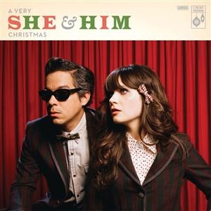 Foto von A Very She & Him Christmas (reissue) PRE-ORDER! vö:12.11.