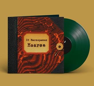 Foto von Hoarse (lim.ed. Green Vinyl)