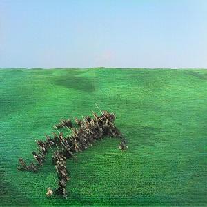 Cover von Bright Green Field