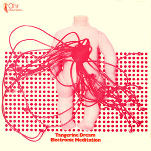 Cover von Electronic Meditation (rem.)