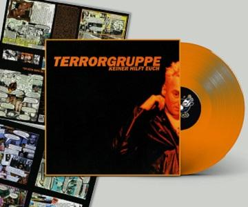 Cover von Keiner hilft Euch (rem., lim. ed. Orange Vinyl)