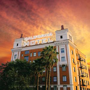 Foto von California Hotel